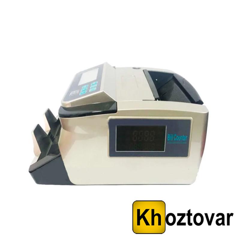 Машинка для счета денег c детектором Bill Counter UV MG 8500A