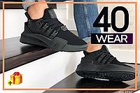 Мужские кроссовки Adidas Equipment adv 91-18, черные