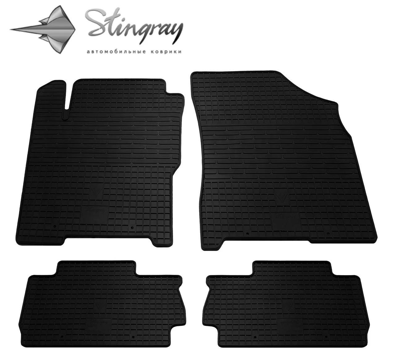 Коврики автомобильные ZAZ Forza 2011- Stingray