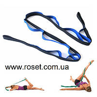 Эластичные ленты для фитнеса Multifunctional stretching belt