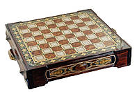 Шахматы Ларец перламутр, фото 1