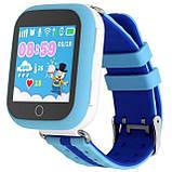 Детские GPS часы с трекером Smart Baby Watch Q750 с сенсорным экраном + WiFi  (Без замены брака!), фото 2