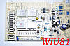 Модуль управления Indesit  WIU81, фото 4