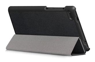 Чехол для Lenovo Tab 4 7 Essential TB-7304 INEX Smart Case Black черный