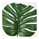 ИКЕА (IKEA) ФЕЙКА, 403.952.88, Искусственное растение в горшке, внутри / снаружи монстр, 19 см - ТОП ПРОДАЖ, фото 3