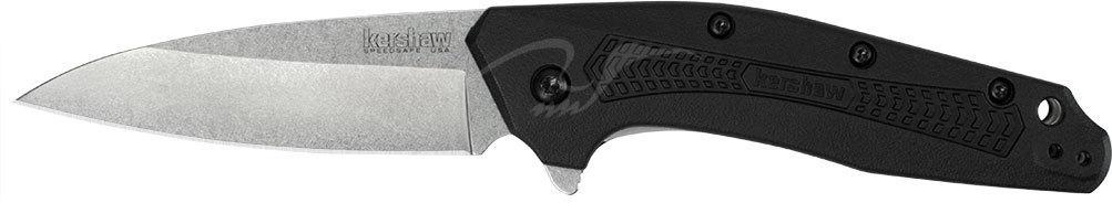 Нож Kershaw Dividend 420HC GFN, 2-хсторонняя клипса