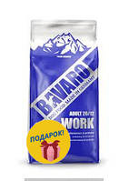 Корм для взрослых рабочих собак Bavaro Adult Work 18кг  ( 26/12)