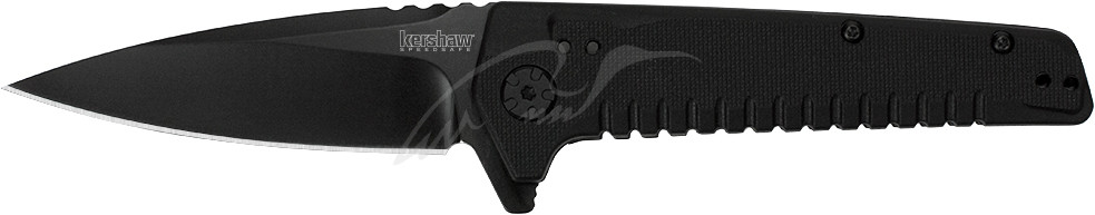 Нож Kershaw Fatback 8Cr13MoV, рукоять - FRN, клипса