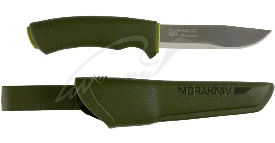 Ніж Morakniv BushCraft Forest S. оливковий