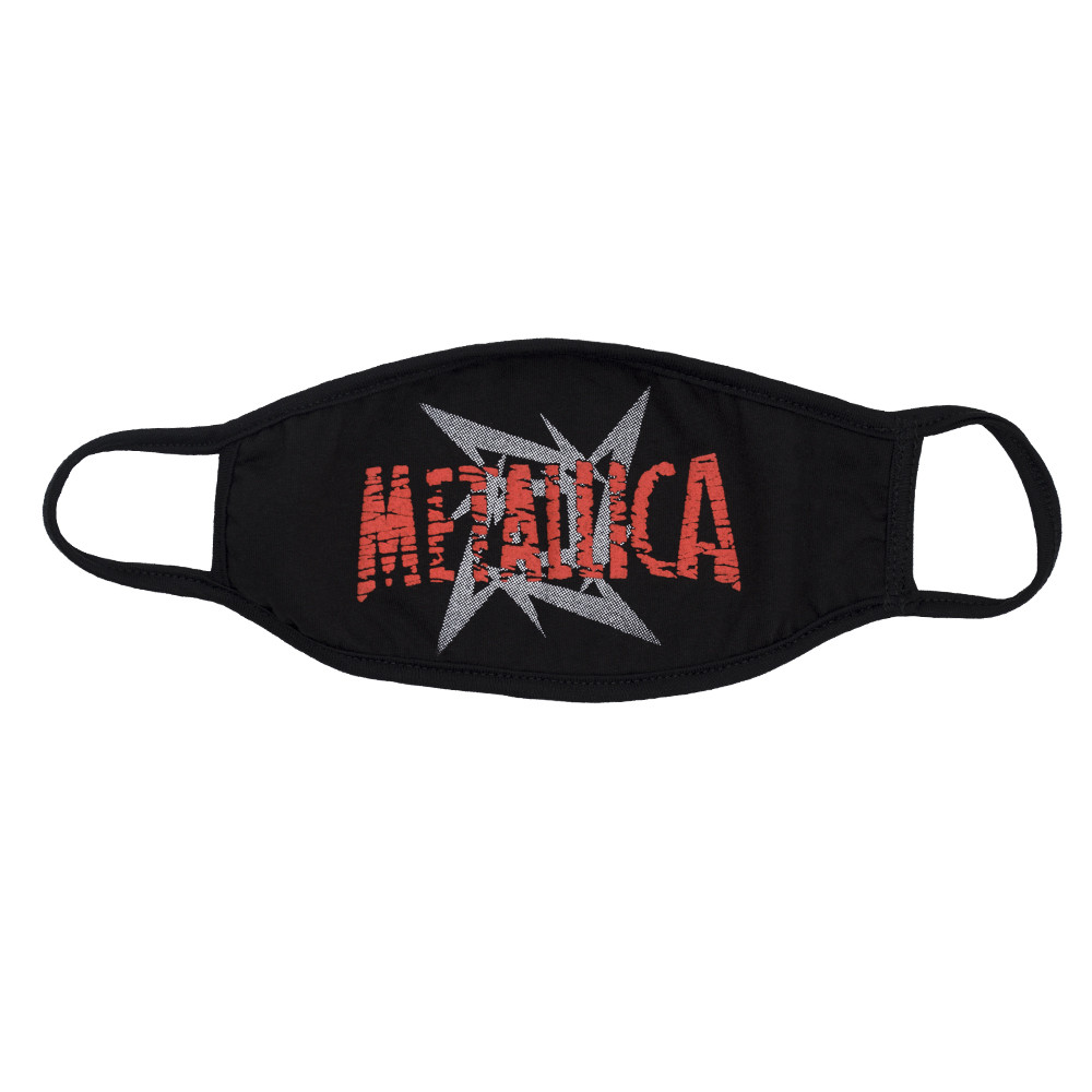 Маска многоразовая Metallica