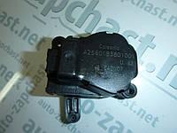 Б/У Привод заслонки печки Renault FLUENCE 2009-2012 (Рено Флюенс), 25601B3801001 (БУ-137110)