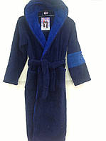 "Махровый халат для мальчика "" NPG"""