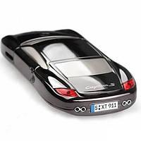 Телефон машинка Porsche Cayenne Turbo - Эксклюзивный кнопочный бюджетный китайский телефон дешево