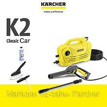 Мини мойка Karcher K 2 Classic + CAR