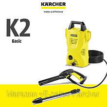Мини мойка Karcher K2 Basic