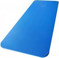 Коврик для йоги, фитнеса и аэробики 140х60х1,5 Power System Fitness Mat Premium PS-4088 Blue