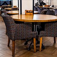Изготовление мебели для ресторанов