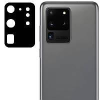 Гибкое защитное стекло 0.18mm на камеру для Samsung Galaxy S20 Ultra