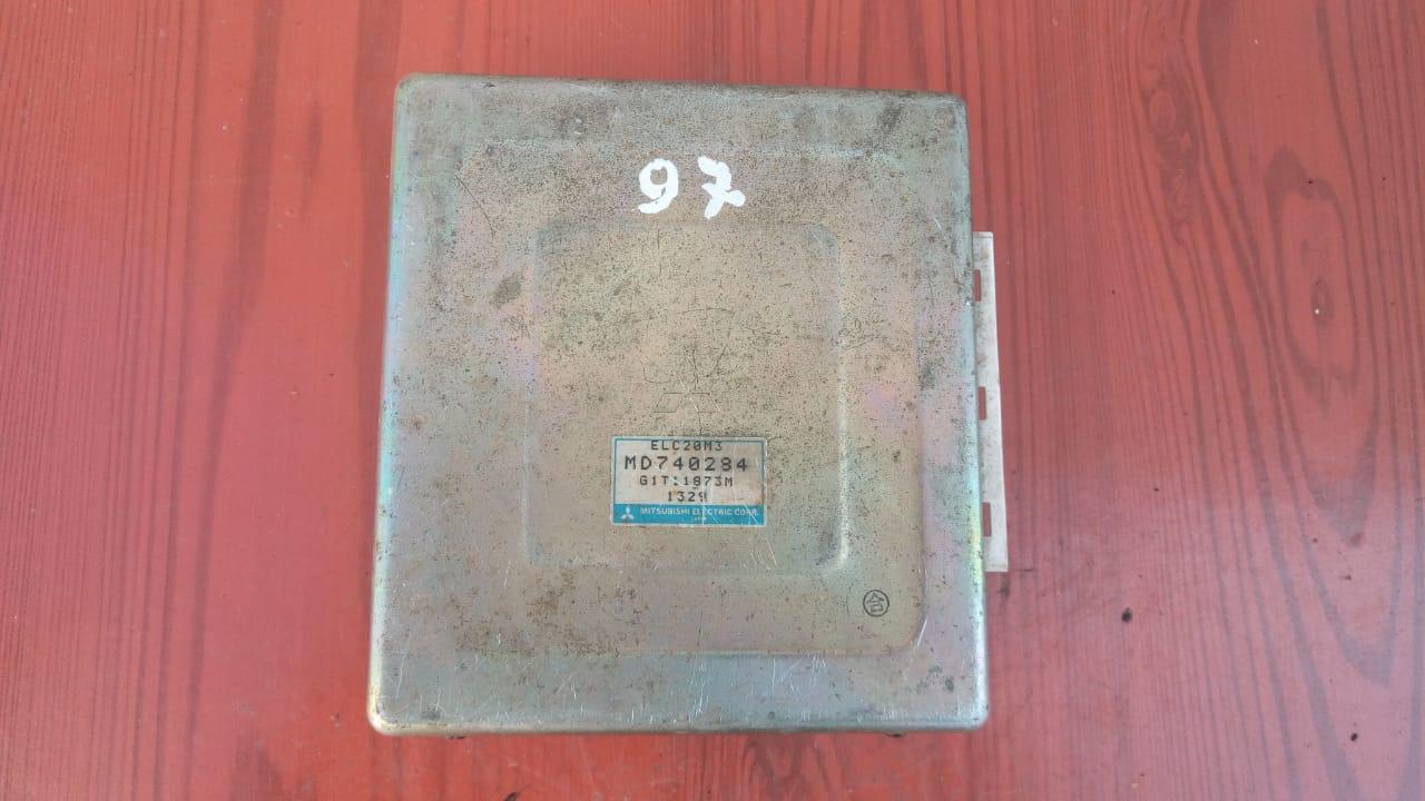 Блок управления АКПП (ЭБУ) MD740284, G1T11873M, 57287 Galant 88-92r Mitsubishi