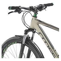 "Велосипед 27,5"" CROSS Rival рама 15"" 2017 серый, фото 3"