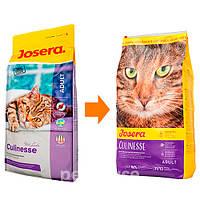 Корм сухой сбалансированный Josera Culinesse для привередливых котов от 1 года Йозера Кулинезе 0,4 кг