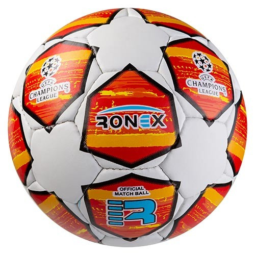 М'яч футбольний Гріппі Ronex AD/F5 RXG-F5R