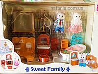 Лялькова ванна кімната (аналог Sylvanian Families), фото 1