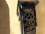 Дефлектор воздушный правый  Fiat Ducato  ST4358-1, фото 3