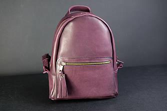 Рюкзак Лимбо, размер мини Итальянский краст цвет бордо