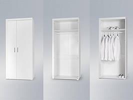 Шкаф SAMBA REG1 белый (модульная мебель) (CAMA)
