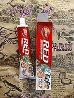 Красная зубная паста Дабур, Toothpaste Dabur Red, 200 гр