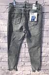 Женские джинсы больших размеров с декором m.sara(1672), фото 4