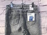 Женские джинсы больших размеров с декором m.sara(1672), фото 5