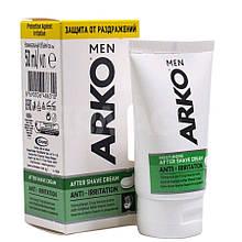 Arko Men крем после бритья Anti-irritation 50 мл