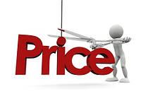 Падение цены.