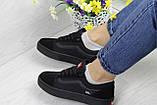 Женские кеды Vans,черные, фото 5