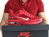 Мужские модные кроссовки Nike Air Presto CR7,красные, фото 2