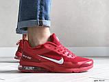 Мужские модные кроссовки Nike Air Presto CR7,красные, фото 3
