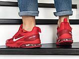 Мужские модные кроссовки Nike Air Presto CR7,красные, фото 4