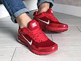 Мужские модные кроссовки Nike Air Presto CR7,красные, фото 5