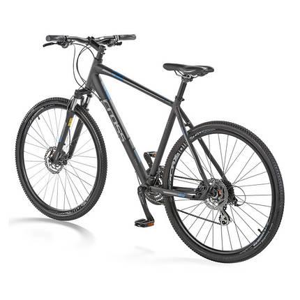 """Велосипед 28"""" CROSS Travel Off Road рама 19"""" 2017 черный, фото 2"""