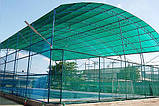 Сетка солнцезатеняющая 60.0 (г/м²) 3.0 х 50.0 (м), фото 2
