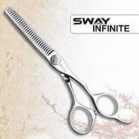 Ножницы для стрижки филировочные Sway 110 16060 Infinite 6