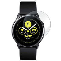 Полимерная пленка 3D (full glue) для Samsung Galaxy Watch Active 2 40mm