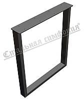 Опора металлическая для стола в LOFT стиле