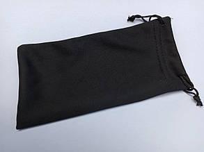 Мешочек для хранения очков черный