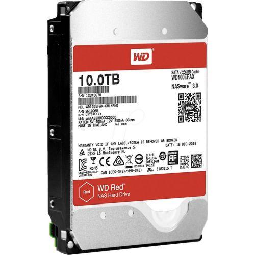 Жесткий диск 10TB Western Digital (WD100EFAX)