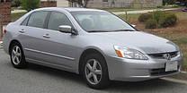 Honda Accord USA 2003-2008
