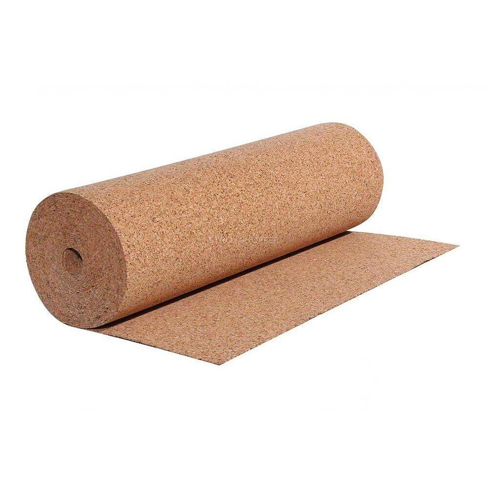 Подложка пробковая Start Floor Cork 3 мм / 10 м кв