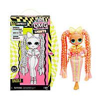 Игровой набор с куклой L.O.L. Surprise! серии O.M.G. Lights - Блестящая Королева 565185, фото 2